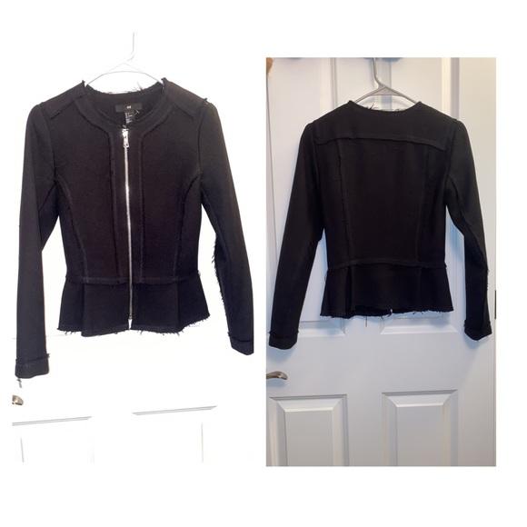 Black blazer never worn!